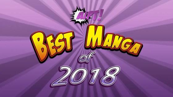 AiPT!'s best manga of 2018