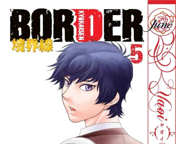 Border Vol. 5 Review