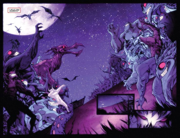 Dark Ark #13 Review