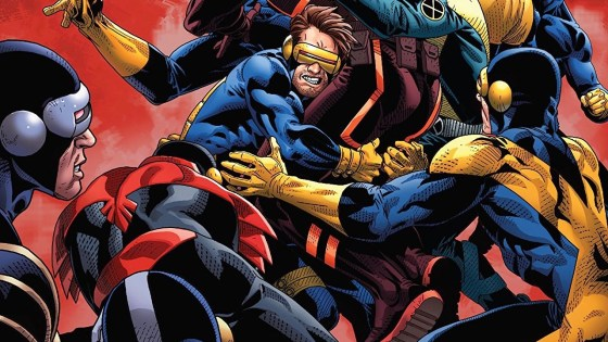 Not sure if you heard but Cyclops is back.