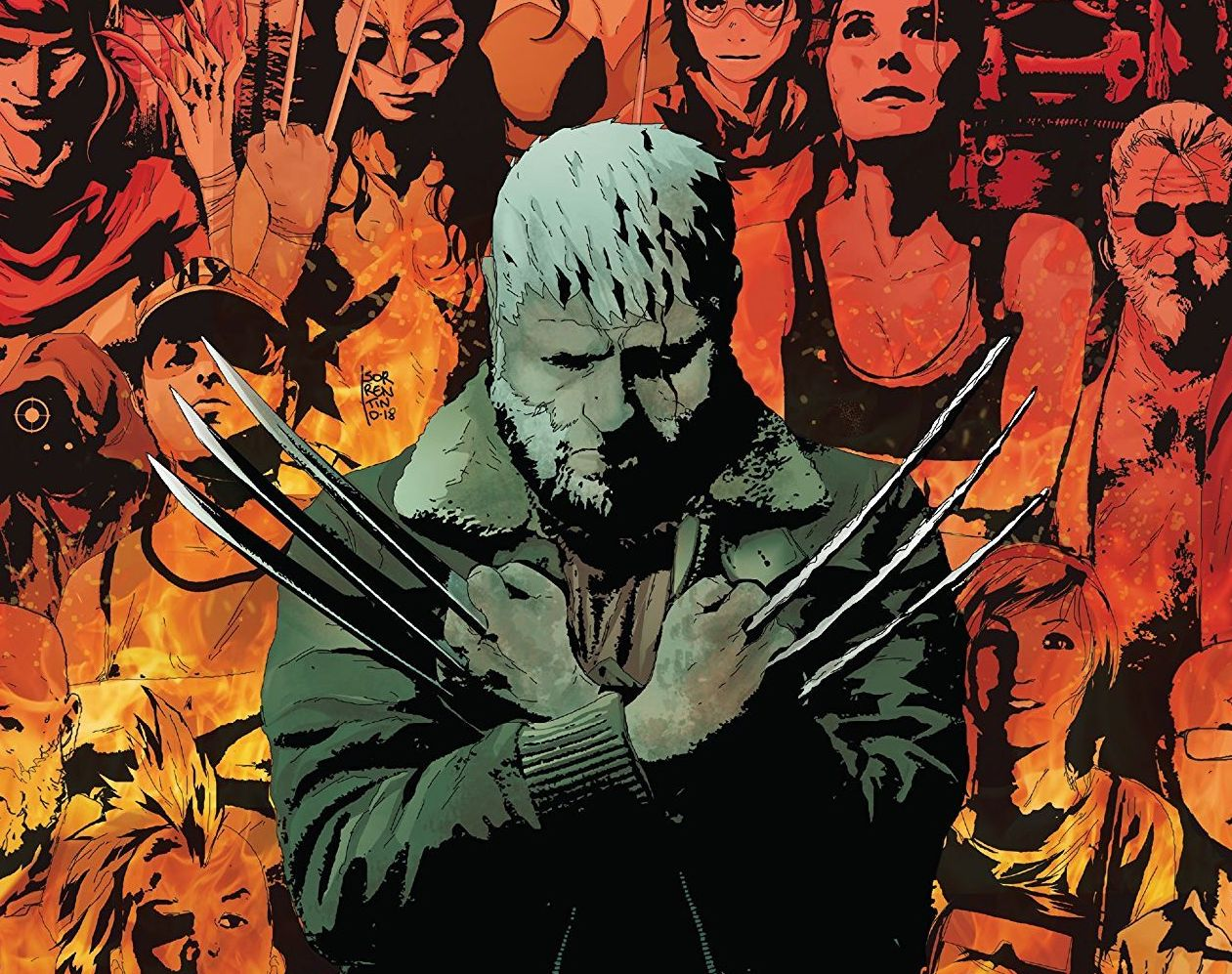 'Old Man Logan Vol. 10: End of the World' review: Sets the stage for Dead Man Logan and more
