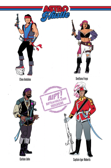 AH Character Designs 01