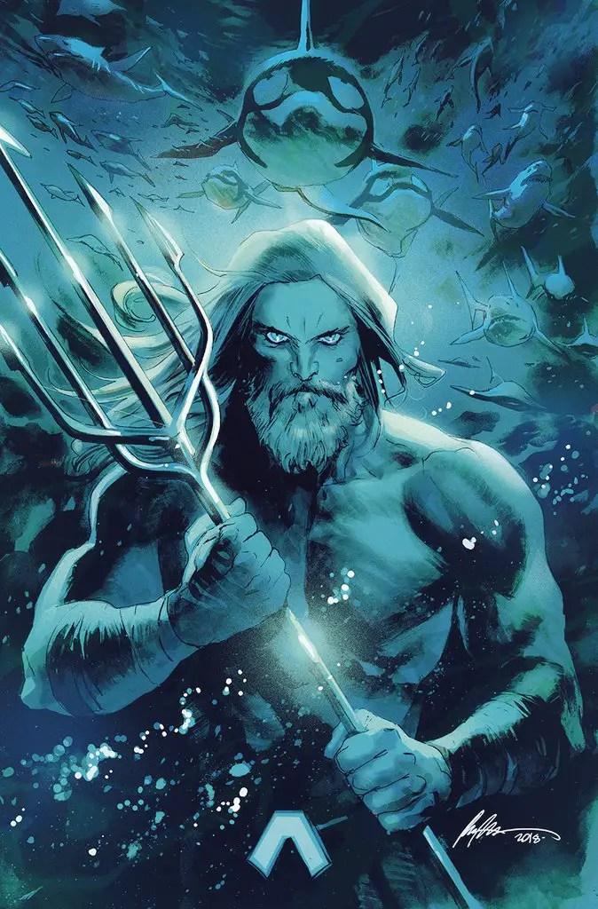 Aquaman #44 review: The Sea Gods