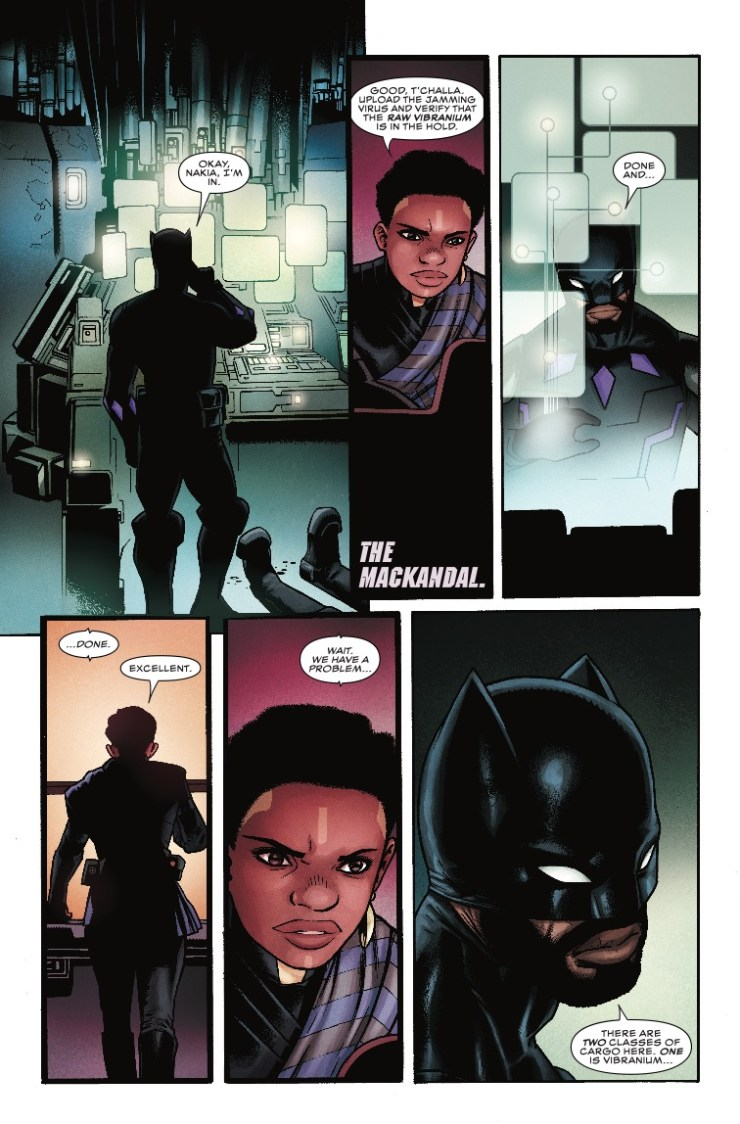 Marvel Preview: Black Panther #8