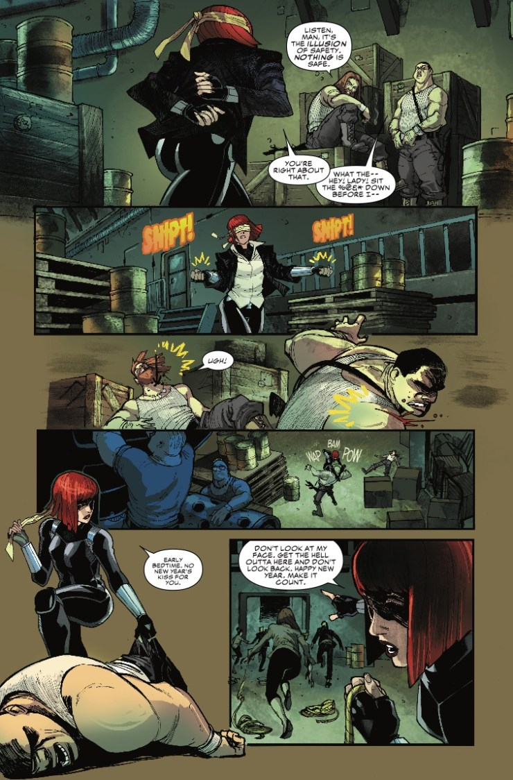 Marvel Preview: Black Widow #1