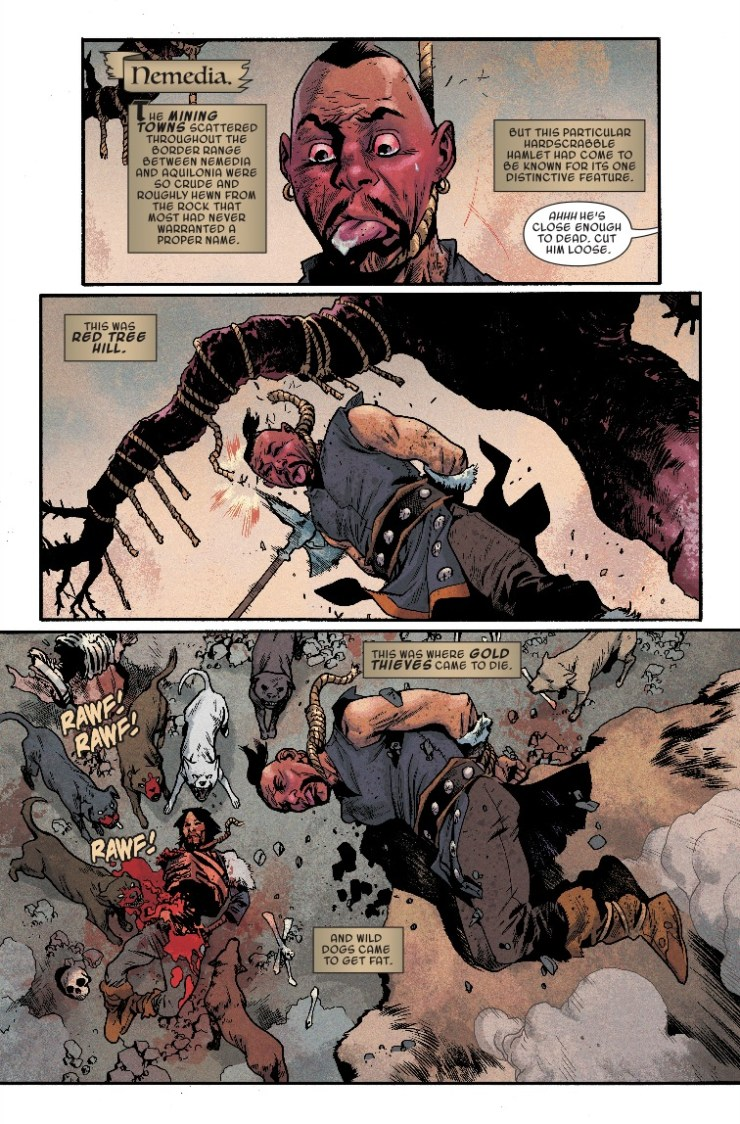 Marvel Preview: Conan the Barbarian #3