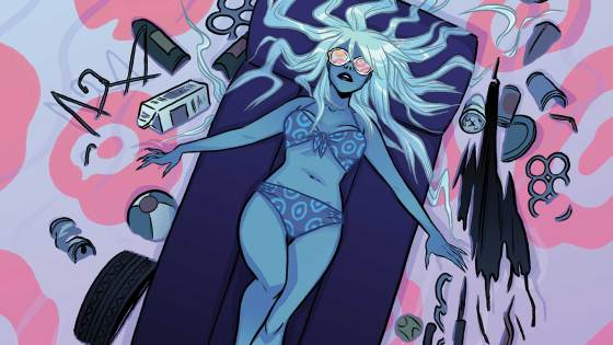 Shade, the Changing Woman review: Dreamlike reflections on humanity
