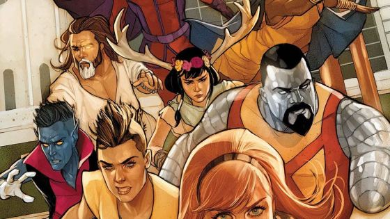 'Age of X-Man: Marvelous X-Men' #1 review: Boulevard of broken dreams