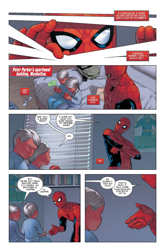 Friendly Neighborhood Spider-Man #2 Review