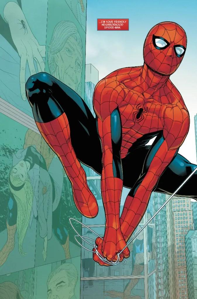Friendly Neighborhood Spider-Man #1 Review