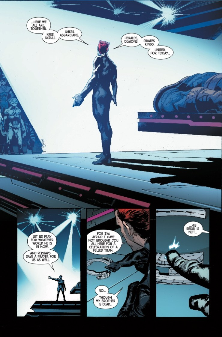 Marvel Preview: Guardians of the Galaxy #1