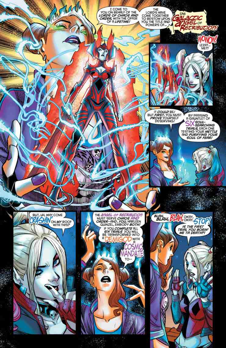 Harley Quinn #57 Review