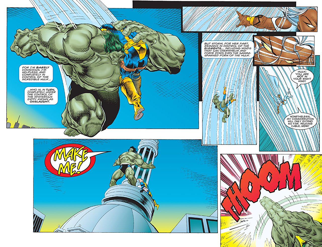 The Incredible Hulk Epic Collection: Ghosts of the Future Review