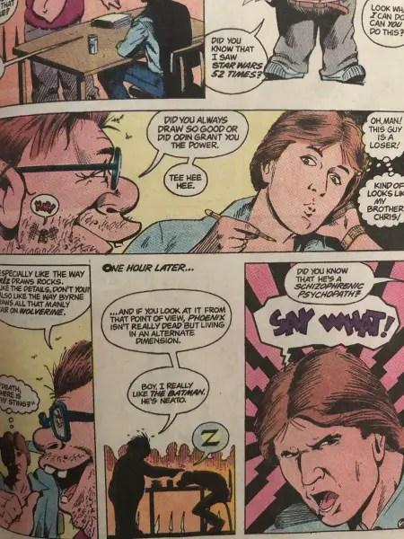Digging through the Dumps: DC Comics - 'New Talent Showcase' #14