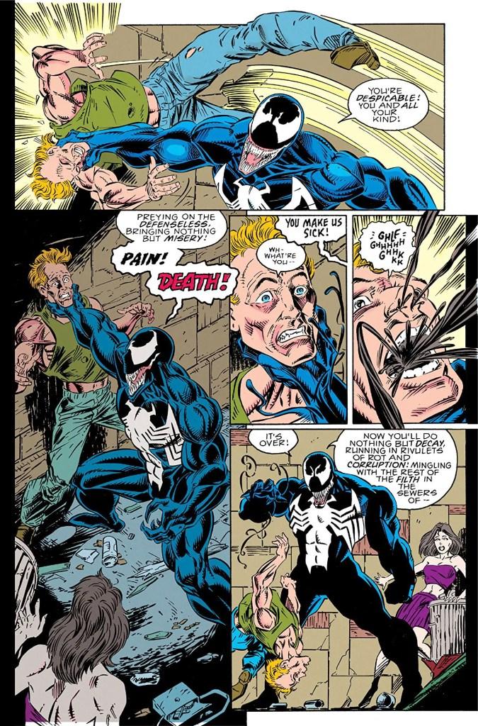 'Venom: Lethal Protector' Novelization Review