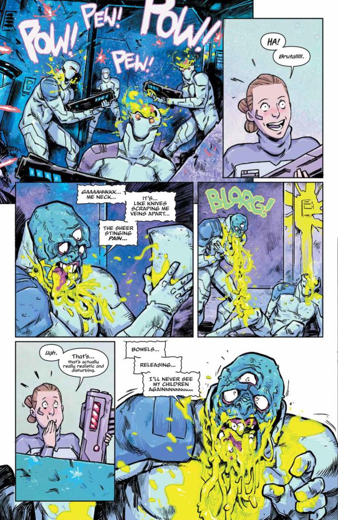 'Lucy Dreaming' TPB Review