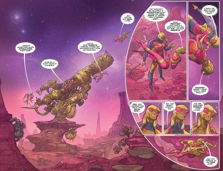 Martian Manhunter #2 Review: No sophomore slump here