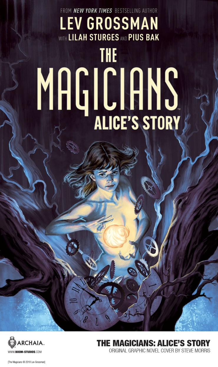 First Look: The Magicians: Alice's Story
