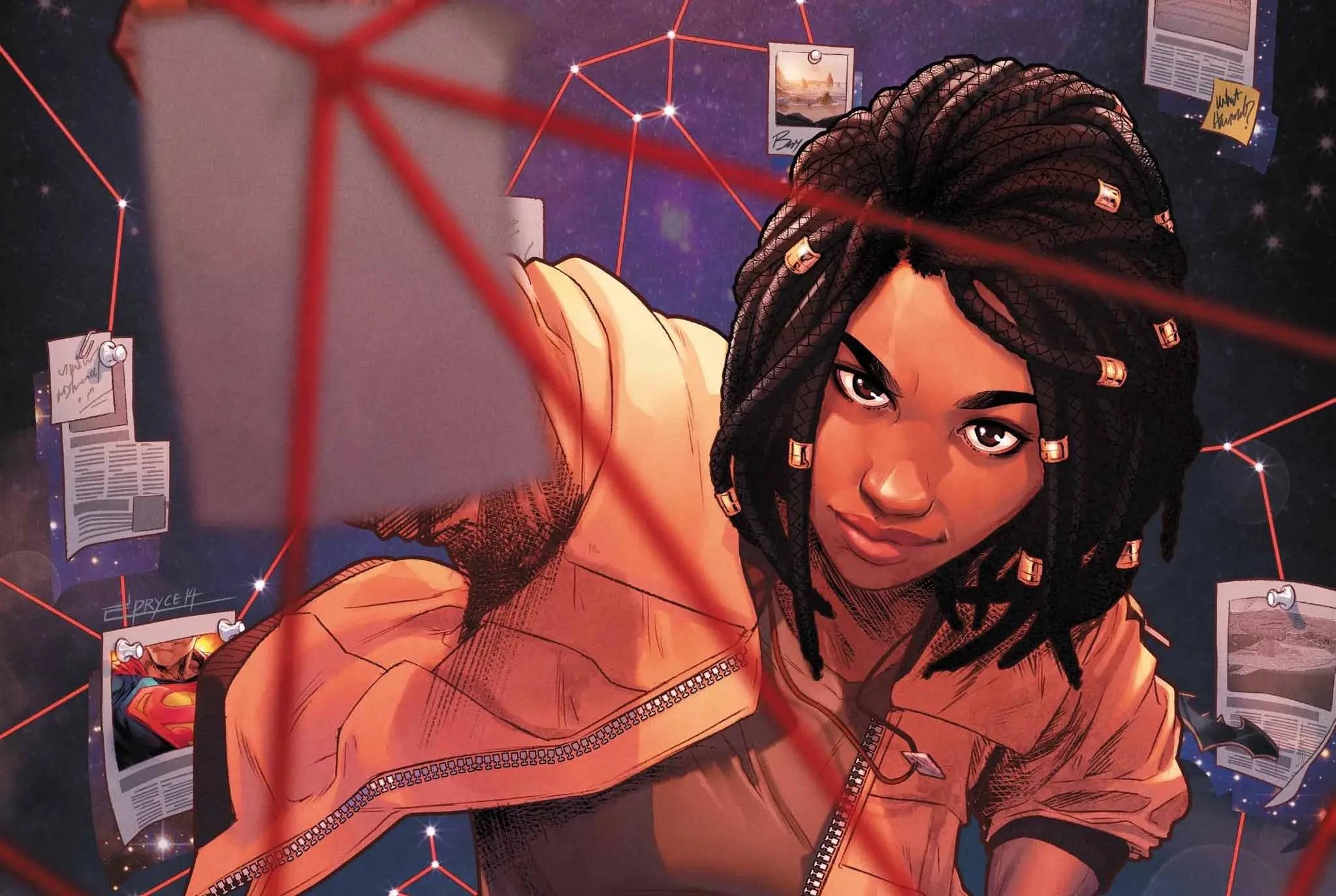 Naomi #1 Review