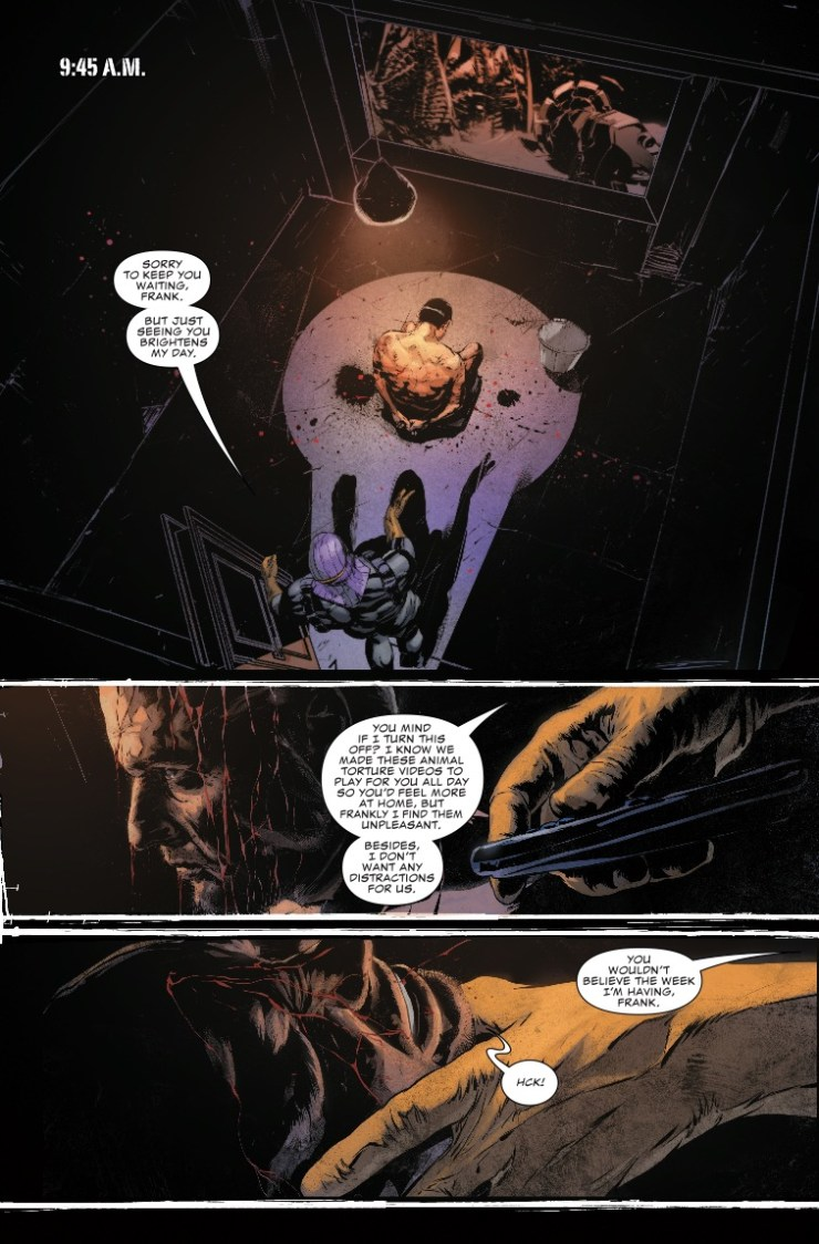 Marvel Preview: The Punisher #6