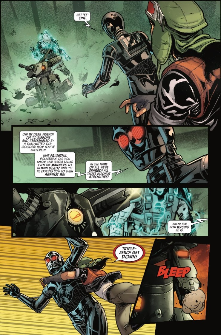 Marvel Preview: Star Wars: Doctor Aphra #28