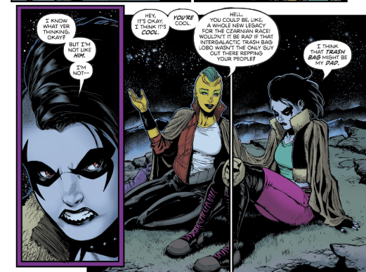 Mystery of Love in Space #1 Review