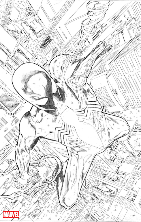 Symbiote Spider-Man #1 brings back the suit and features Mysterio