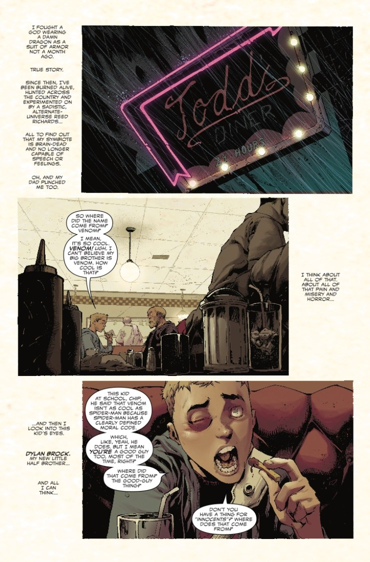 Marvel Preview: Venom #10