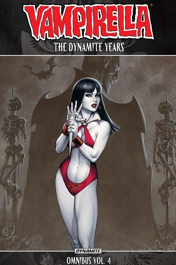 'Vampirella: The Dynamite Years Omnibus, Vol. 4: The Minis' TPB review