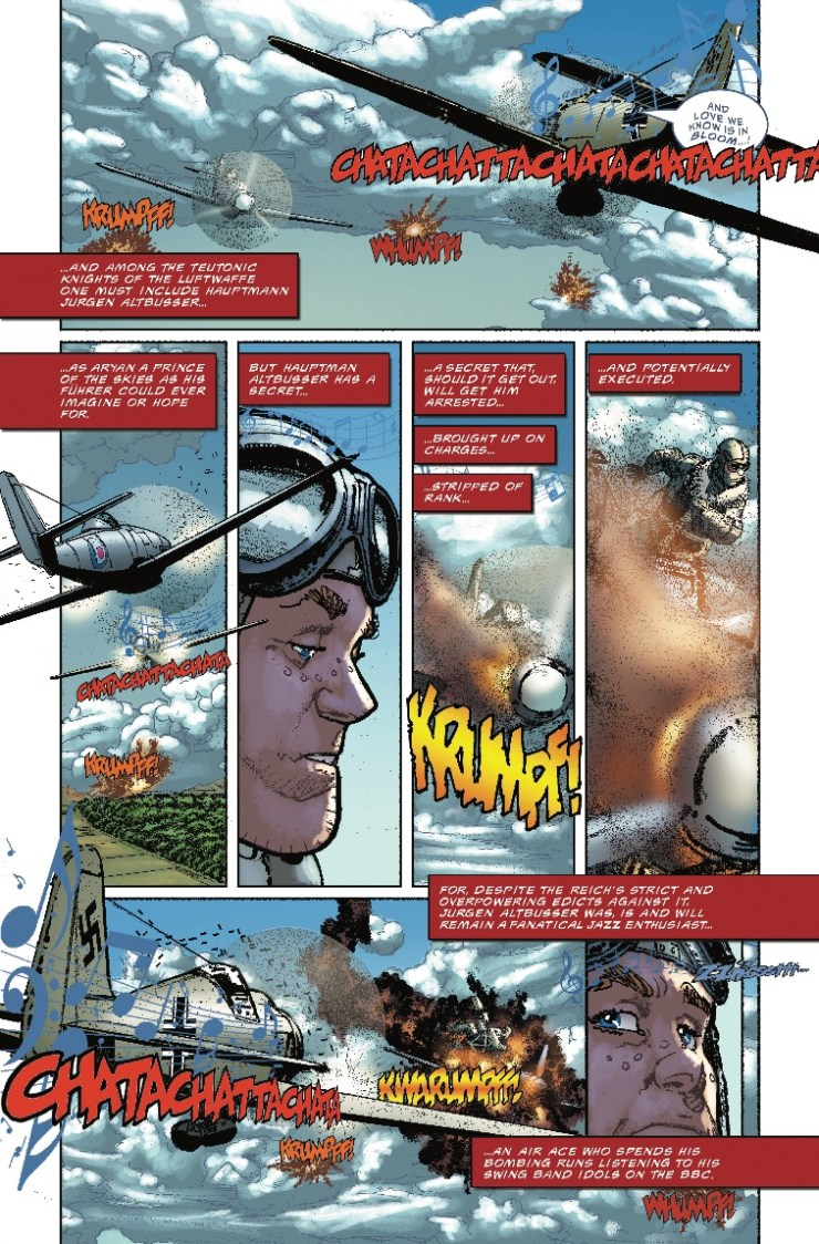 Marvel Preview: War Is Hell #1