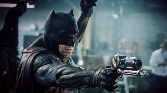 Affleck is passing the torch to a still-unknown new Batman.