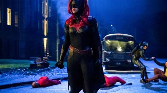 The CW orders 'Batwoman' pilot