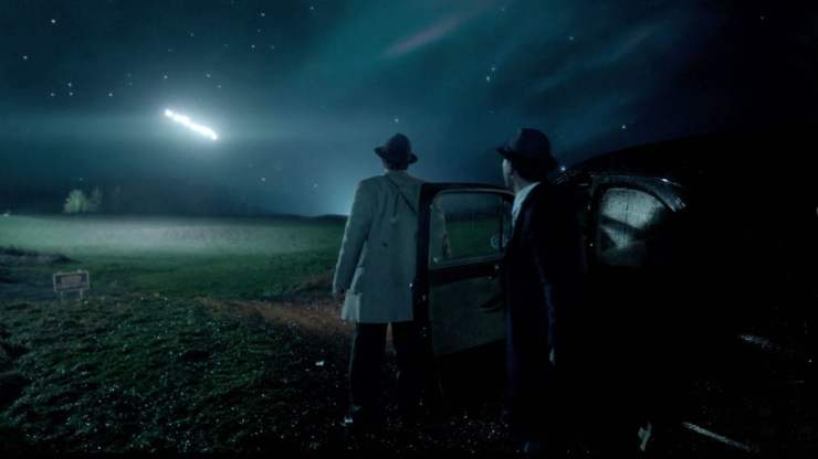The Close Encounters of 'Project Blue Book,' and how the system has changed