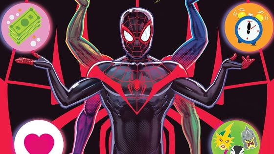 Marvel Preview: Miles Morales: Spider-Man #2