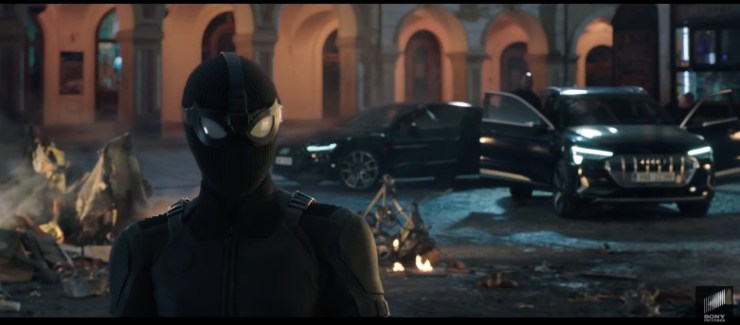 Spectacular Speculation: Easter eggs and revelations from the 'Spider-Man: Far From Home' trailer