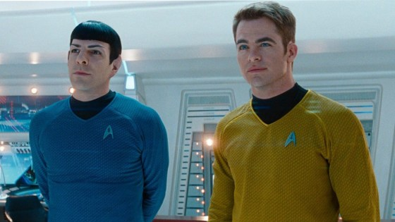 Star Trek 4 has been 'shelved'