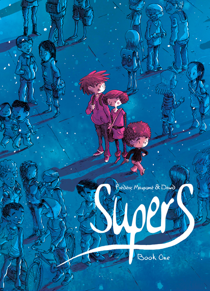 Supers Vol. 1 Review