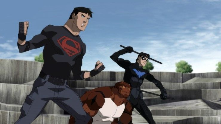 Young Justice: Outsiders - Episodes 7-9 Review
