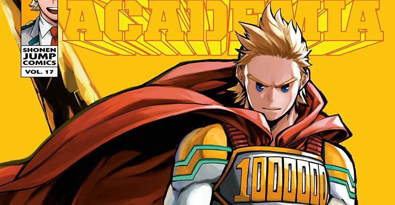 My Hero Academia Vol. 17 Review