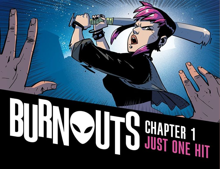 Three reasons to check out 'Burnouts'
