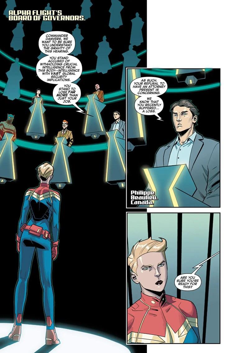 Captain Marvel: Earth's Mightiest Hero Vol. 5 Review