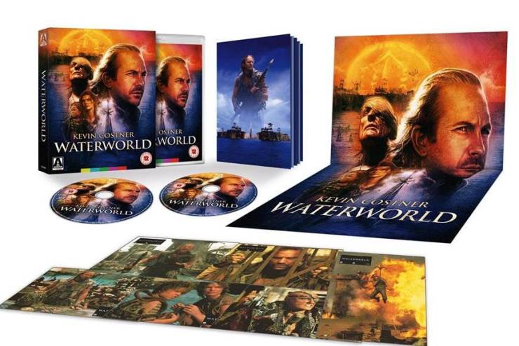Whether you count yourself among Waterworld's growing cult following or simply enjoy the feature as a kitsch novelty, it's clearly that the film has more to offer than critics of the time were willing to admit.