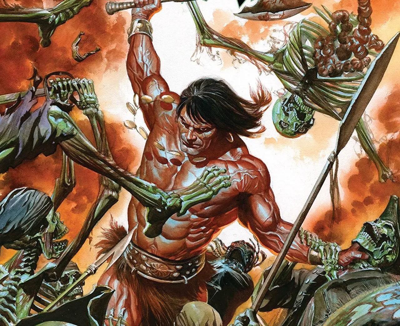Savage Sword of Conan #1 Review