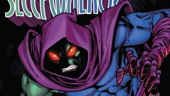 'Infinity Wars: Sleepwalker' TPB review