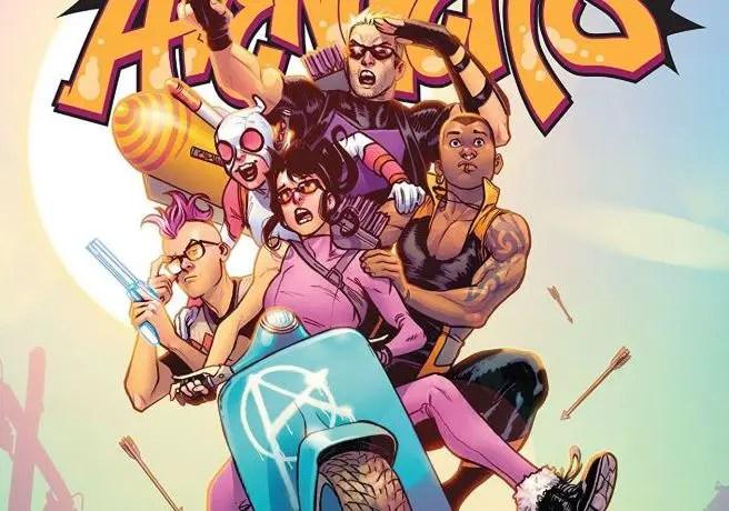 'West Coast Avengers Volume 1: Best Coast' Review