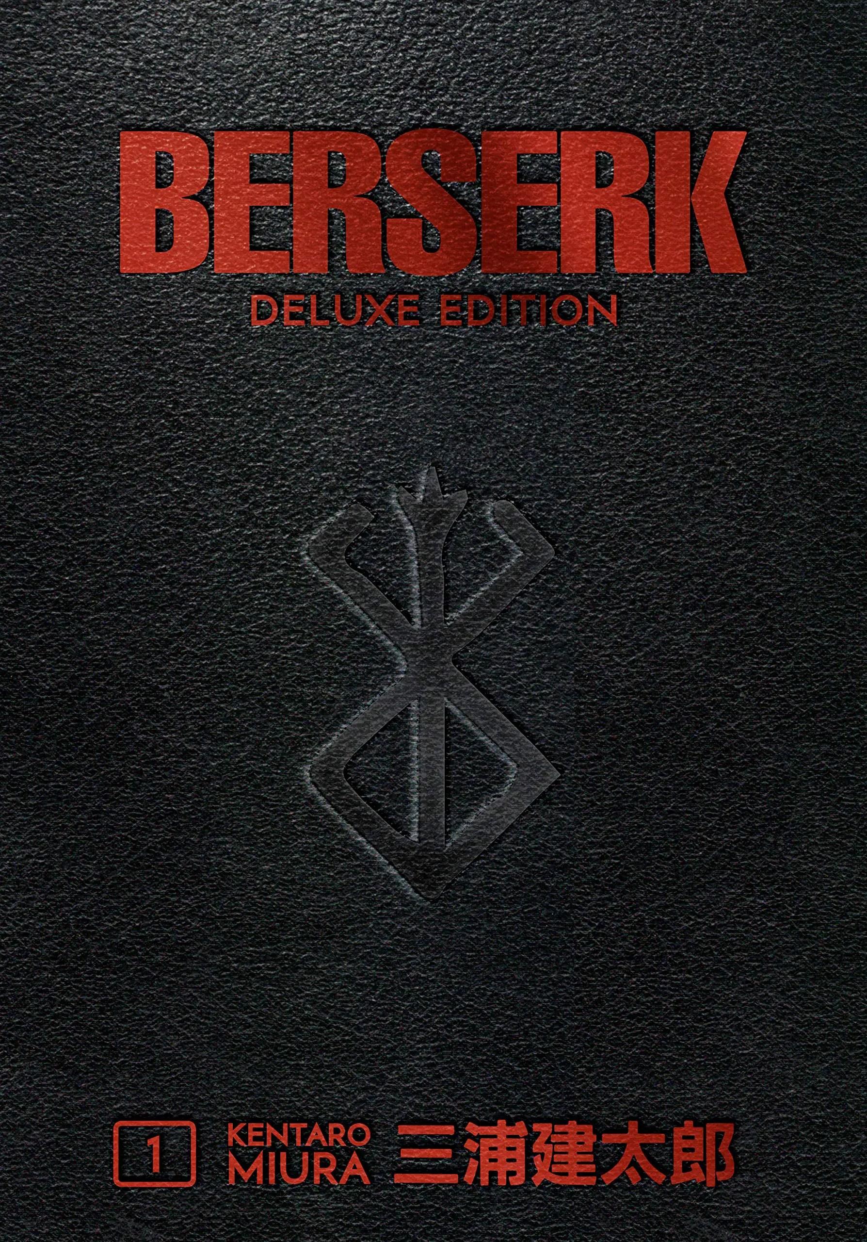 Berserk Deluxe Volume 1 Review