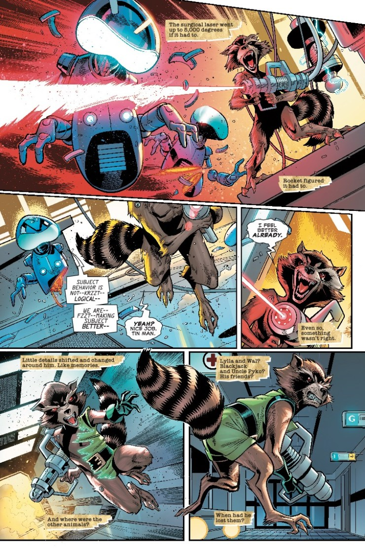 Marvel Preview: Avengers: No Road Home #3