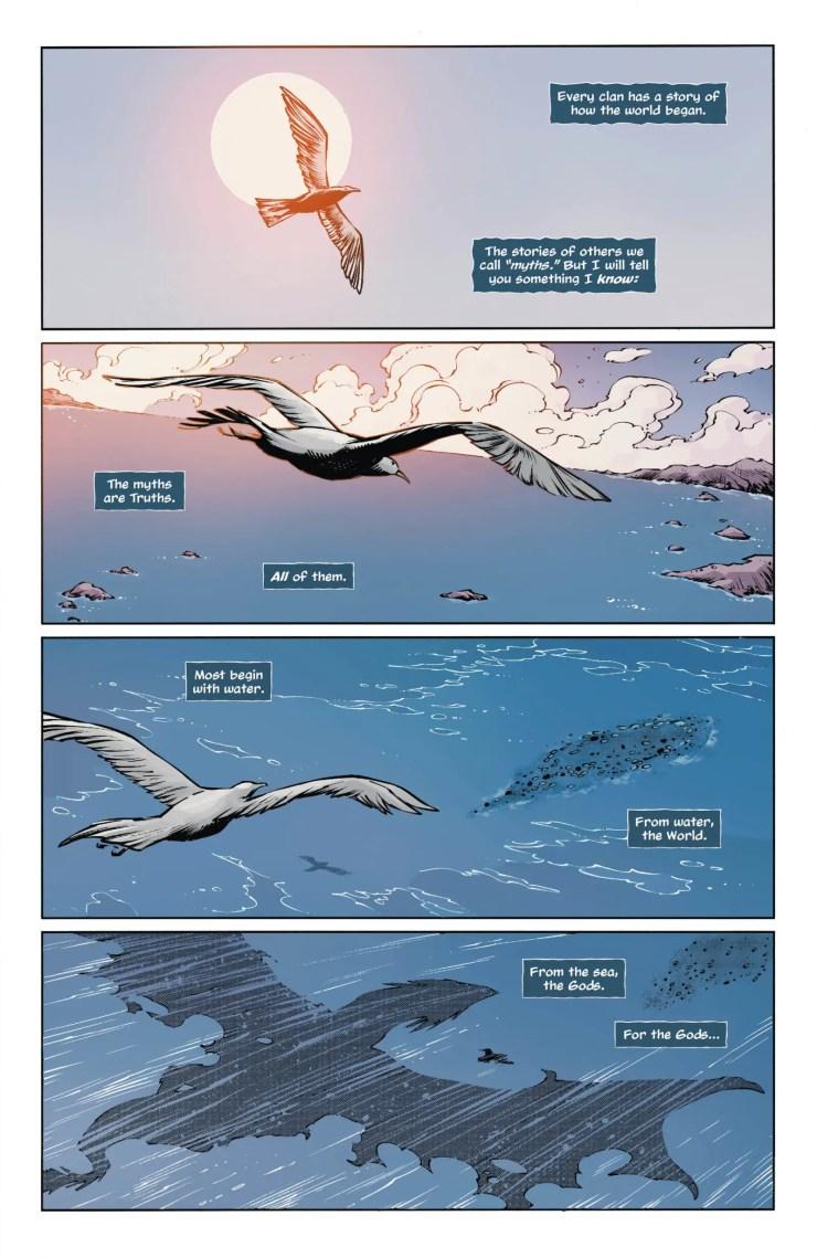 Aquaman #45 review: Creation Myth