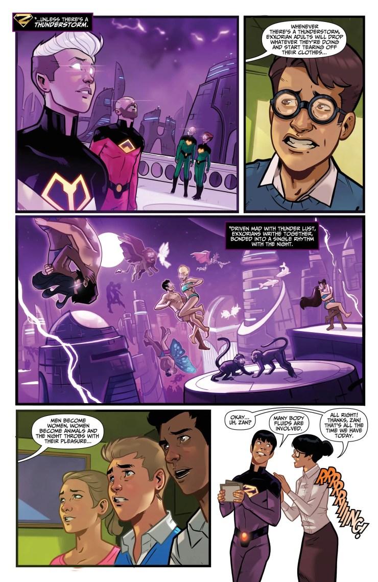Wonder Twins #1 review: Thunderlust!