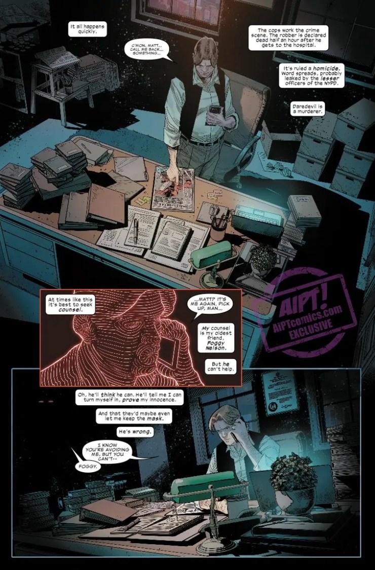 EXCLUSIVE Marvel Preview: Daredevil #2